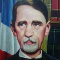 Juan Pablo Duarte, padre de la Republica Dominicana.