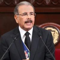 Danilo Medina presidente de República Dominicana