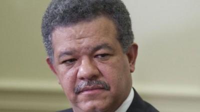 Dr. Leonel Fernandez, es presidente de la Republica Dominicana