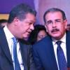 Dr. Leonel Fernandez y Lic. Danilo Medina
