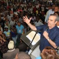 Luis Abinaer ex candidato presidencial el PRM