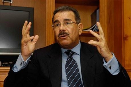 Lic. Danilo Medina, presidente de la Republica Dominicana