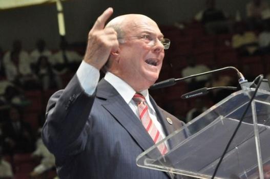 Agr. Hipólito Mejía, ex presidente de República Dominicana