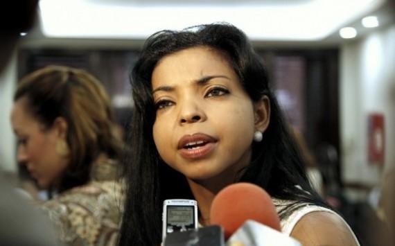 Yeni Berenice Reynoso Procuradora Fiscal del Distrito Nacional