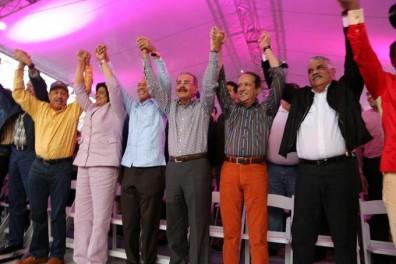 El Presidente Danilo Medina encabezara juramentaciones