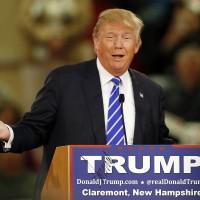 Donald Trump, posible candidato a la presidencia de EEUU de ganar hoy