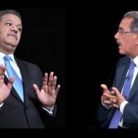 Lic. Danilo Medina, presidente de la Republica en abiertas dificultades con el ex presidente doctor Leonel Fernadez