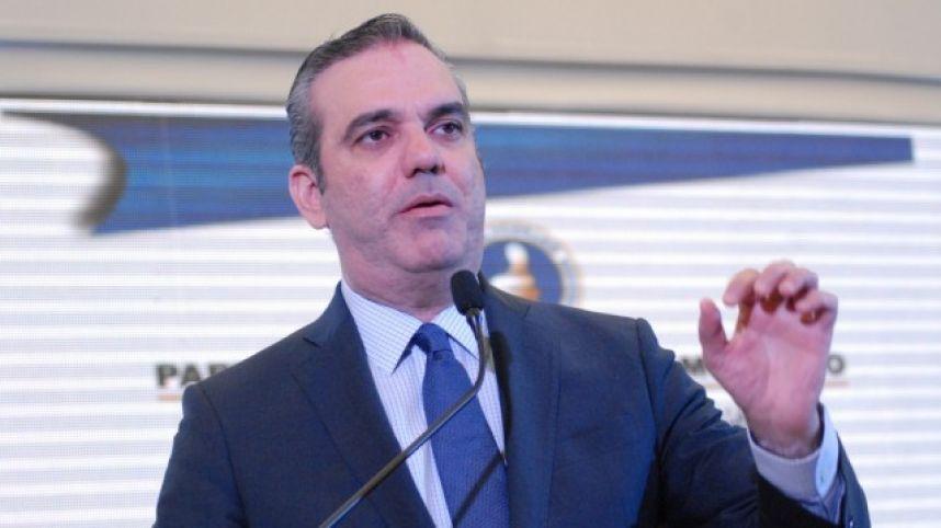 Luis Abinader dice los culpables, tienen que pagar