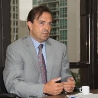 Cónsul de México en Miami , José Antonio Zabalgoitia