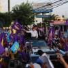 Danilo Medina en campaña, que le cuesta al País unos 13 millones diario, sólo en publicidad
