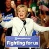 Hillary Clinton nominada Demócrata a la Casa Blanca