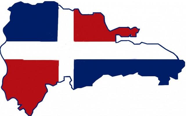 Mapa de la Republica Dominicana