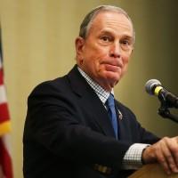 Michael Bloomberg exalcalde de Nueva York