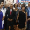 Paarte de los dominicanos que apoyan la candidatura