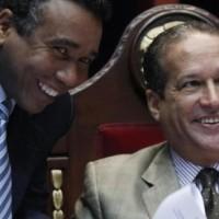 Reinaldo Pared Pérez presidente del Senado dominicano