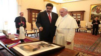 El Gobierno de Venezuela y la oposicion dialogaran a pedido del Papa Francisco