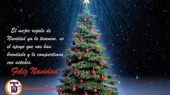 Tribuna Dominicana les desea una feliz navidad y un excelente 2017