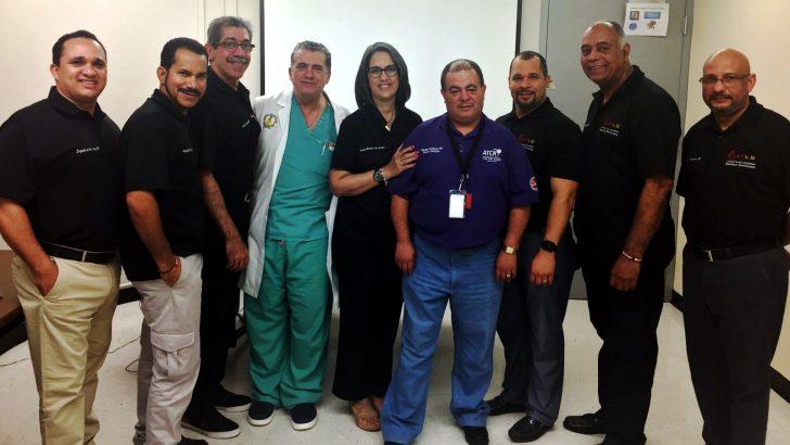Gradúan especialistas dominicanos como instructores en medicina de trauma