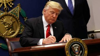 Un nuevo fracaso legislativo del Donald Trump