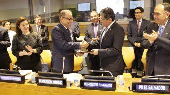 República Dominicana entrega a El Salvador presidencia Pro tempore de CELAC