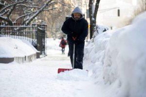Nueva York espera hoy tormenta de nieve