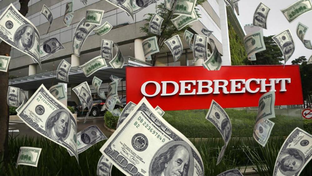 Odebrecht y su red de corrupción en varios países