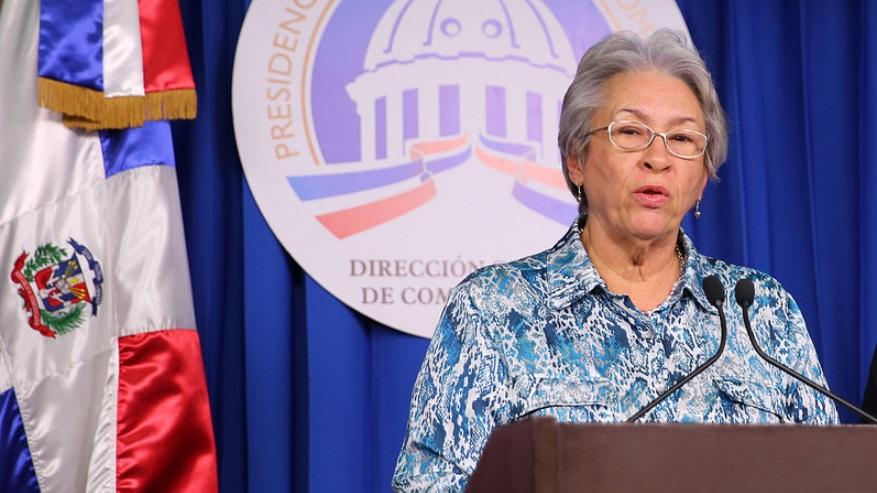 Secretaria de Salud Publica Altagracia Guzman Marcelino