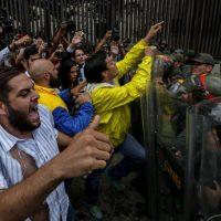 Ramón Ceballo Condena Auto Golpe en Venezuela