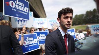 El demócrata Jon Ossoff da un golpe electoral (insuficiente) a Trump en Georgia