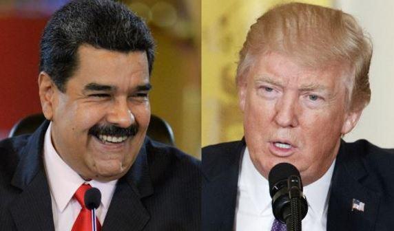 Venezuela donó medio millón de dólares para la toma de posesión de Trump