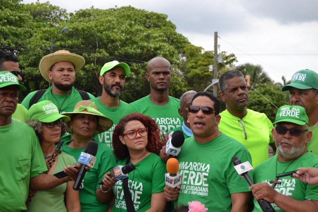 Movimiento marcha verde