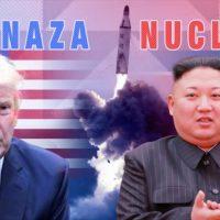 """Trump escala sus amenazas contra Corea del Norte: """"Las soluciones militares están ya completamente preparadas"""""""