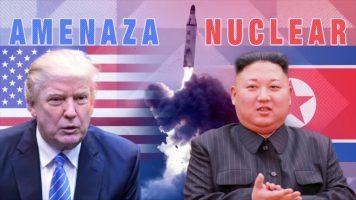 Donald Trump y Xi Pyongyan