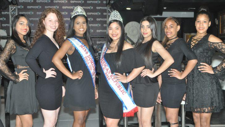 """Desfile Dominicano presentó candidatas al reinado """"Miss República Dominicana Filadelfia 2017"""""""