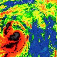 Dora se convierte en huracán frente a las costas del sur de México en el Pacífico, el primero de la temporada