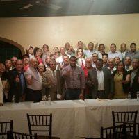 Dirigentes del PRM realizan encuentros en Ultramar