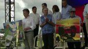Las FARC escenifican su adiós a las armas