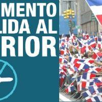 Le pondrían poner impedimento salida a criollos exterior participen Marchas Verdes en RD