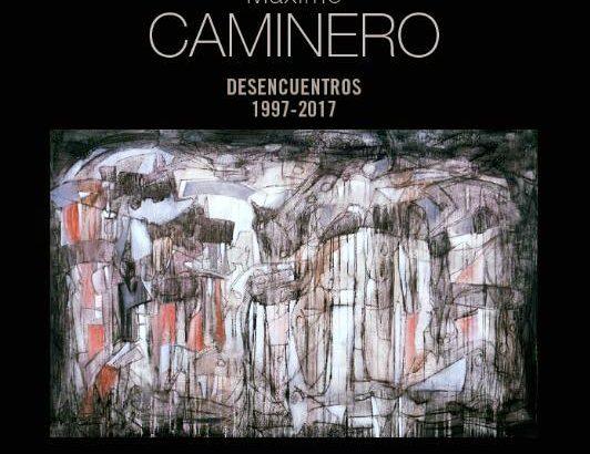 """Máximo Caminero celebra 20 años en el arte con """"Desencuentros"""""""