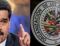 Venezuela trata de impedir una condena de la OEA con el apoyo de los países del Caribe