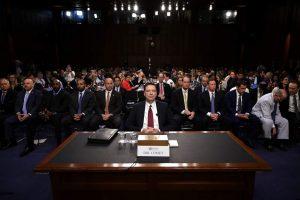 Testimonio de James Comey ante el Senado de EEUU