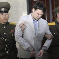 """Régimen de Kim Jong-un, dice Otto Warmbier fue tratado """"como todos los criminales"""""""