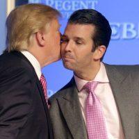 Trump dictó la respuesta engañosa con la que su hijo se quiso proteger del Rusiagate, según Washington Post