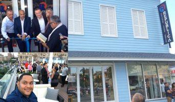 Inauguran restaurant típico dominicano en Alto Manhattan