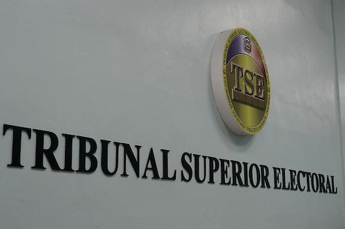 Logo del TSE de la Republica Dominicana