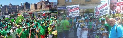 Marcha verde en NY