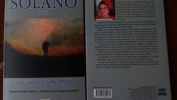 JUAN CARABU EN LA UASD HATO MAYOR
