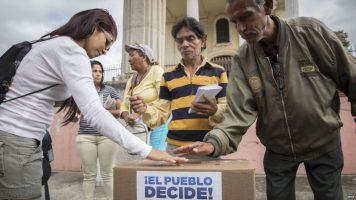 Venezuela decide en contra de Maduro y la dictadura