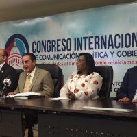UASD y Grupo Dier anuncian Congreso Internacional Comunicación Política