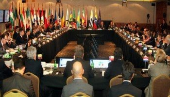 Al menos 17 cancilleres se reunen para aislar a Venezuela